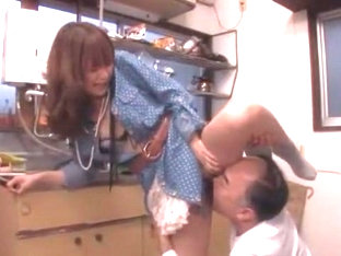 Exotic Japanese Girl In Best Cunnilingus, Couple Jav Clip