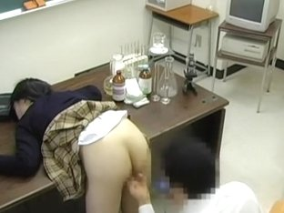 Doctor Fucked His Lovely Japanese Patient From Behind