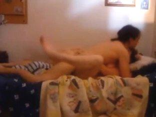 My Girlfriend On Webcam