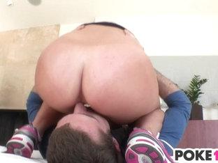 Sexy Ass Teen Charli Maverick Gets Nailed