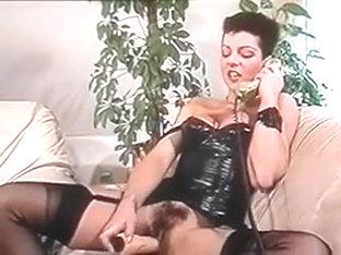 German Classic Masturbation From The 80s