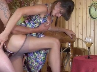 Pantyhosetales Clip: Gertie And Tobias A