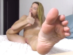 Foot Worship Solo