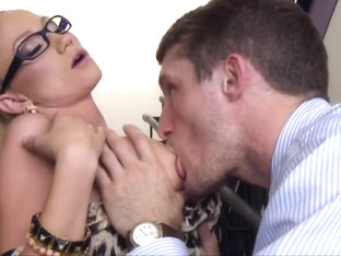 Madison Scott Secret Office Sex