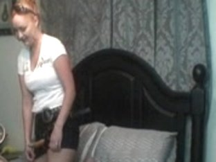 Domme Wife Rod Copulates Spouse With Used Cum Drum