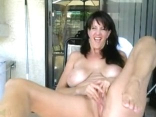 Rubbing My Pussy Until It Gets Wet
